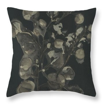 Twists And Turns 2 Throw Pillow