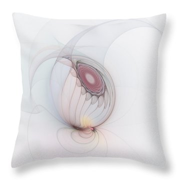 The Sixth Variation Throw Pillow