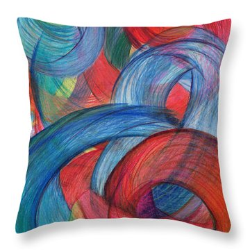 Uncovered Curves-vertical Throw Pillow