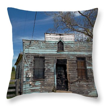 Undelivered Mail Throw Pillow by Skip Willits