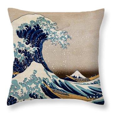 Mount Rushmore Throw Pillows