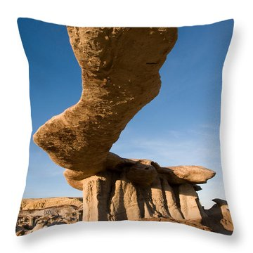 Under The King Throw Pillow
