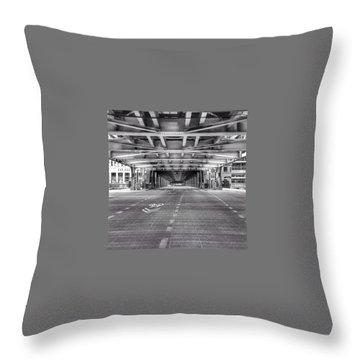 Landmarks Throw Pillows
