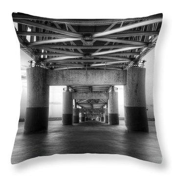 Upper Peninsula Throw Pillows