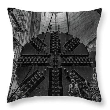 Construction Throw Pillows