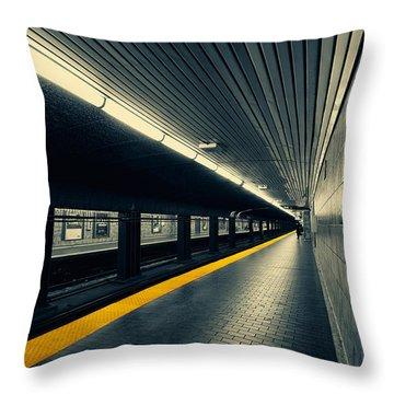 Subway Throw Pillows