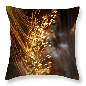 Unititled #2 Throw Pillow
