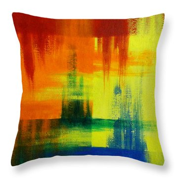 Unitled-43 Throw Pillow