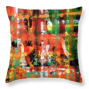 Unitled-46 Throw Pillow
