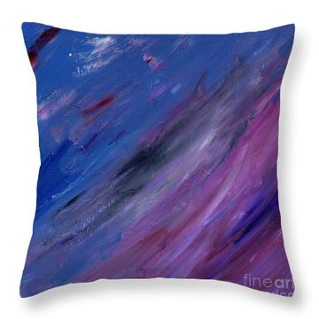 Universal Sea Of Possibilities Throw Pillow