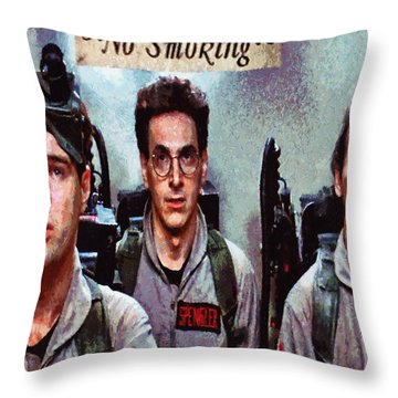 Unlicensed Nuclear Accelerator  Throw Pillow