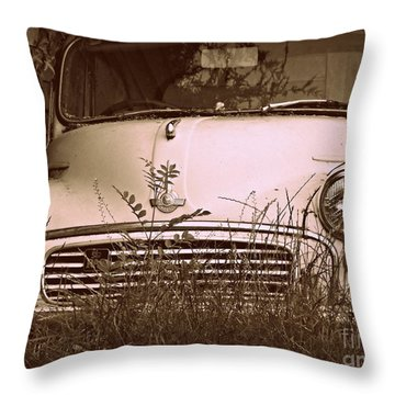 Unloved Throw Pillow