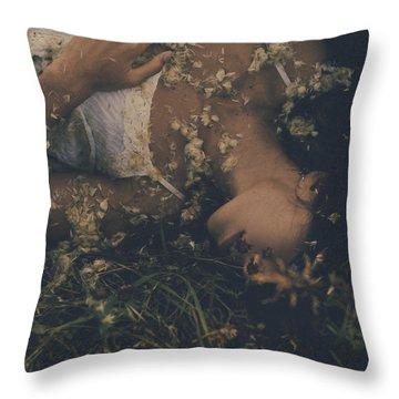 Outside Throw Pillows