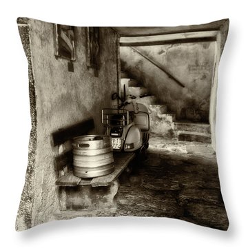 Untitled 097 Throw Pillow