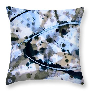 Lady Lux Throw Pillow