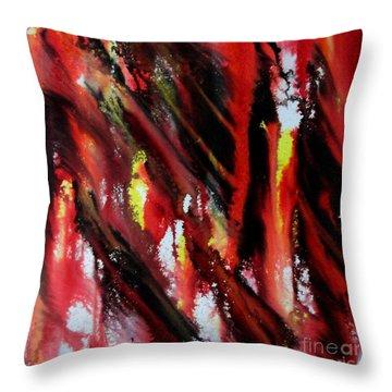 Dabanol-2 Throw Pillow