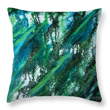 Untitled-33 Throw Pillow
