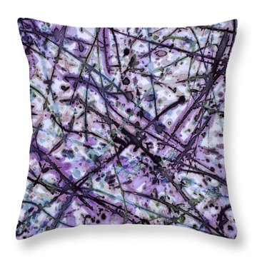 Enchanted Maleficent Throw Pillow