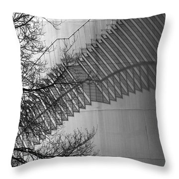 Untitled Throw Pillow by Colleen Williams