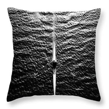 Oars Throw Pillows