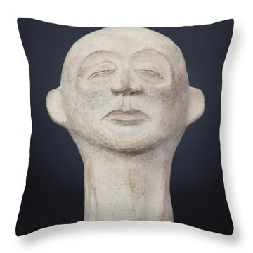 Untitled II Throw Pillow by Tom Wright