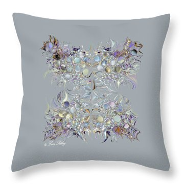 Four Point Star Throw Pillow
