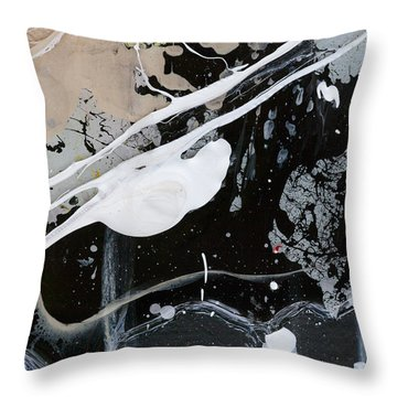 Untitled One Throw Pillow