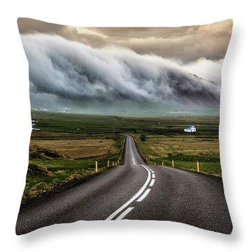 Journey Throw Pillows