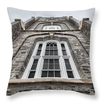 Up Throw Pillow by David Andersen