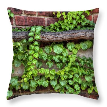 Up Over And Under Throw Pillow