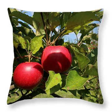 Upick Throw Pillow