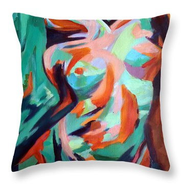 Uplift Throw Pillow