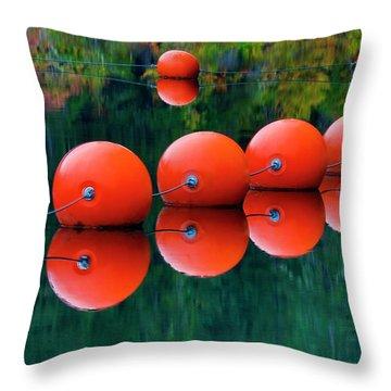 Rogue River Throw Pillows