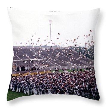 Usma Class Of 1976 Throw Pillow