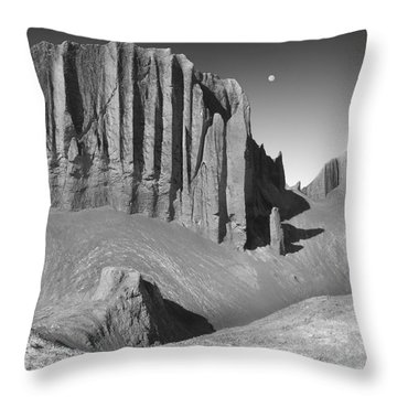 Utah Outback 20 Throw Pillow by Mike McGlothlen