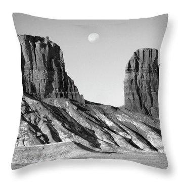 Utah Outback 21 Throw Pillow by Mike McGlothlen