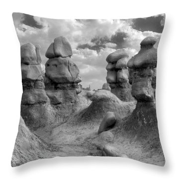 Utah Outback 23 Throw Pillow by Mike McGlothlen