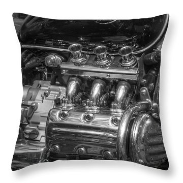 Valkyrie Power Throw Pillow