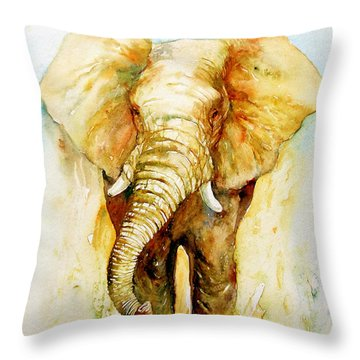 Valorous Throw Pillow
