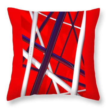 Van Halen Throw Pillows