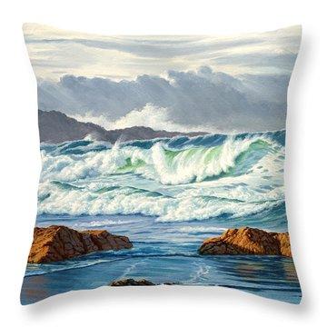 Vancouver Throw Pillows