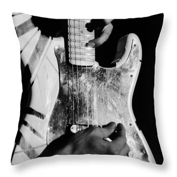 Vh #1 Throw Pillow