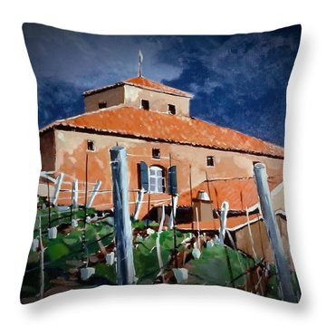 Viansa Throw Pillow