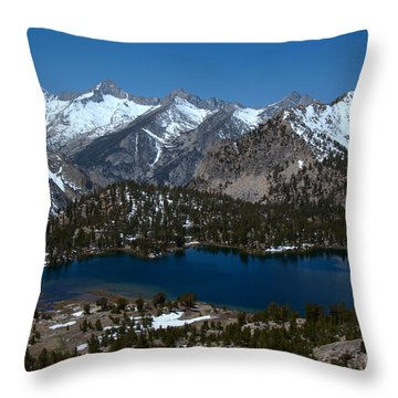 View From Onion Trail 1 Throw Pillow