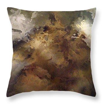 Viii - Dwarven Throw Pillow
