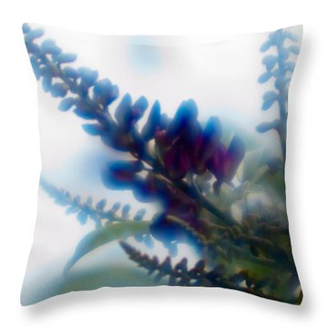 Throw Pillow featuring the photograph Vine 2 by Travis Burgess