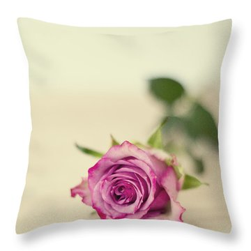 Vintage Chic Throw Pillow