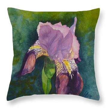 Violetta Throw Pillow