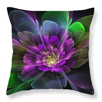 Violetta Throw Pillow