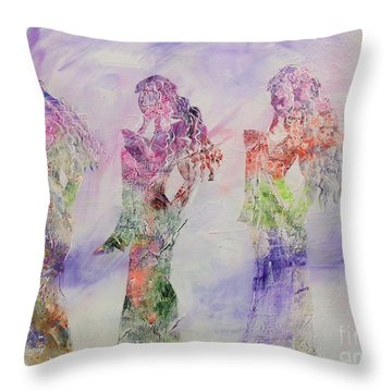 Virtuous Throw Pillow